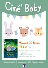 Nouveau / Ciné-Baby