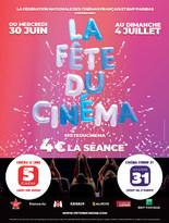 Fête du Cinéma : 4€ la séance !