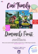 """Ciné-Family : """"Ainbo : Princesse d'Amazonie"""" ou """"Les Croods 2"""""""