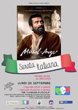 """Serata Italiana : """"Michel-Ange"""" (Il Peccato)"""