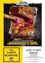 """Carte Blanche du Studio 31: """"Jodorowky's Dune"""" VOST"""