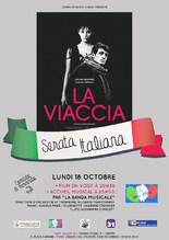 Serata Italiana & hommage à Jean-Paul Belmondo : La Viaccia