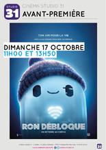 Avant-Première : Ron Débloque