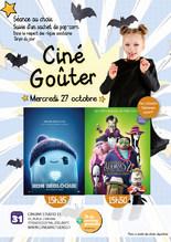 Ciné-Goûter avant les films + sac Halloween Collector offert*