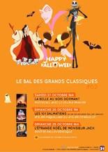 Le Bal des Grands Classiques fête Halloween !