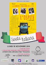 Serata Italiana : L'Ospite