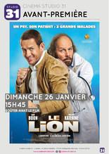 Avant-Première : Le Lion