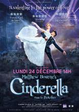 """Ciné-ballet : """"Matthew Bourne's Cinderella"""""""