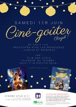 "Ciné-goûter ""royal"""