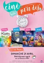 Ciné Pt'it Déj' spécial Pâques