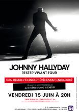 Johnny Halliday : Rester vivant tour