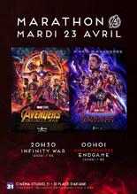 "Marathon ""Avengers"""
