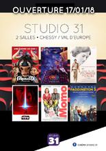 Bienvenue sur le site du cinéma Studio 31