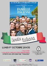 "Serata Italiana ""Une famille italienne"""