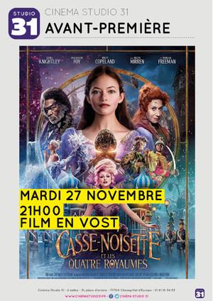 AP Casse Noisette Version Orginale VOST Chessy Val d'Europe Cinéma