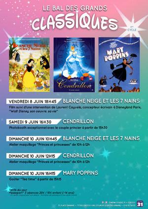 Le bal des Classiques Disney