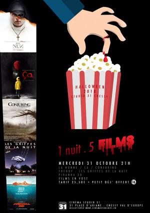 Halloween Cinéma Chessy