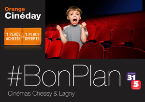 Cineday Lagny et Chessy Cinemas